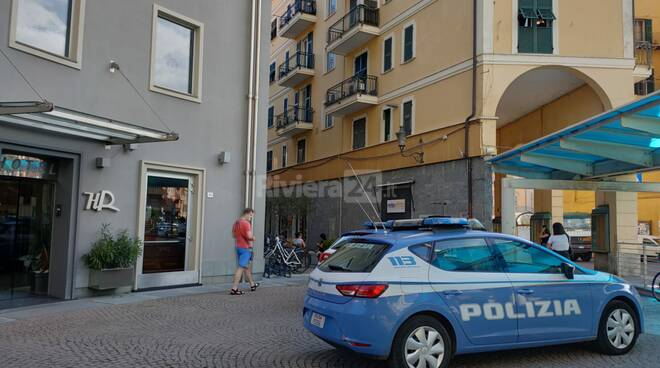morto hotel Rossini imperia