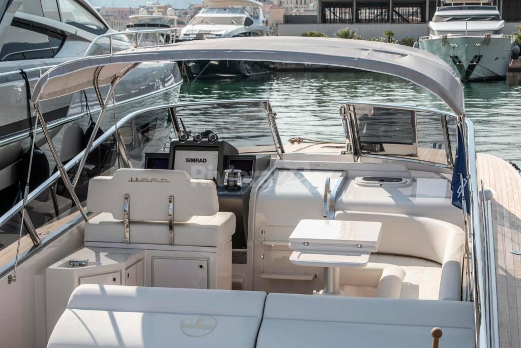 Portosole Sanremo, boat show con gli yacht