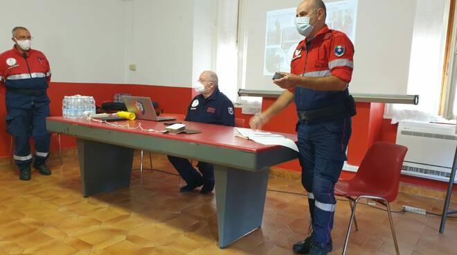 protezione civile arma carabinieri