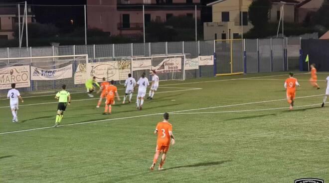 riviera24 - Albenga-Ospedaletti Coppa Italia
