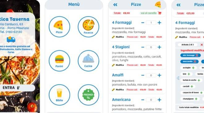 riviera24 - Antica Taverna app