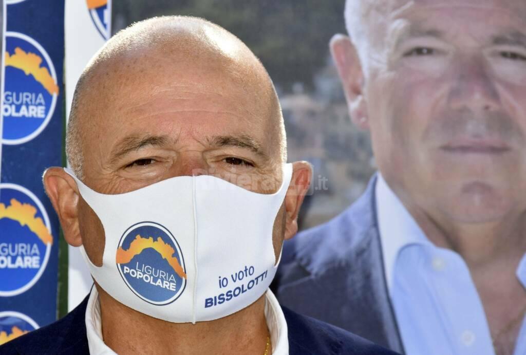 RIVIERA24 - antonio tonino bissolotti mascherina liguria popolare