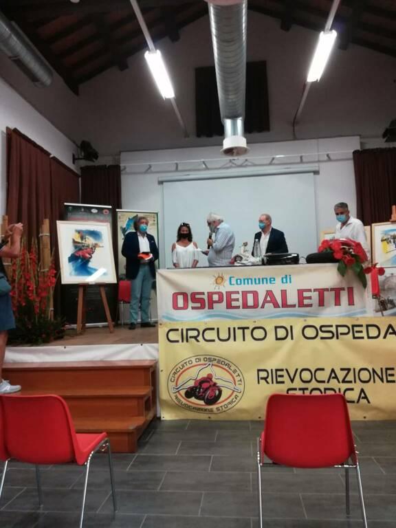 riviera24 - Concorso di pittura della rievocazione storica del Circuito di Ospedaletti