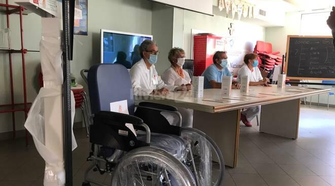 Riviera24- donazione oncologia bordighera