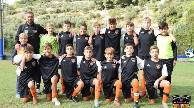 riviera24 - Esordienti 2008 Ospedaletti Calcio