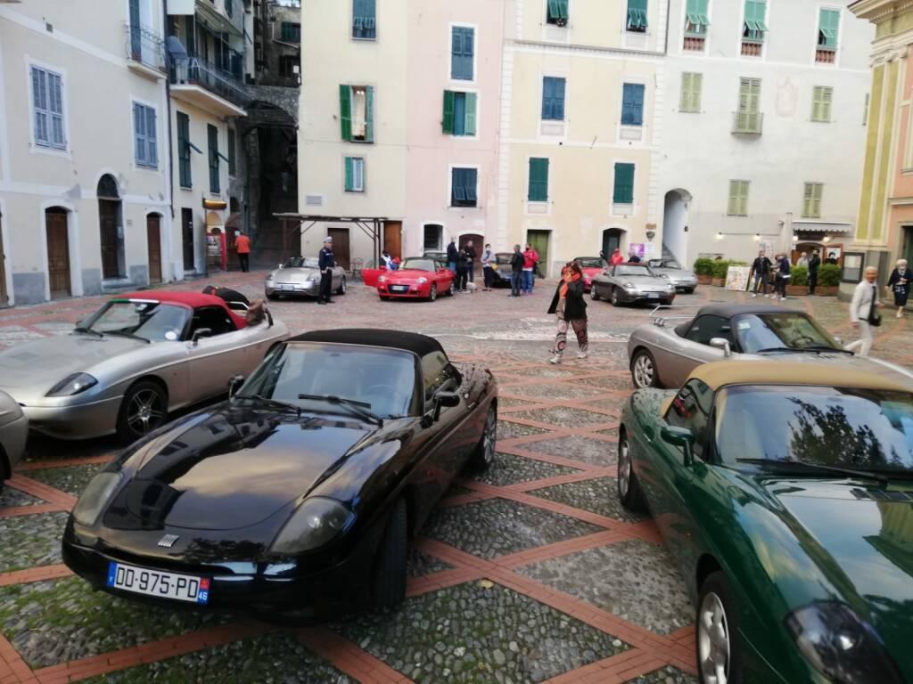 riviera24 - Fiat Barchetta in Riviera