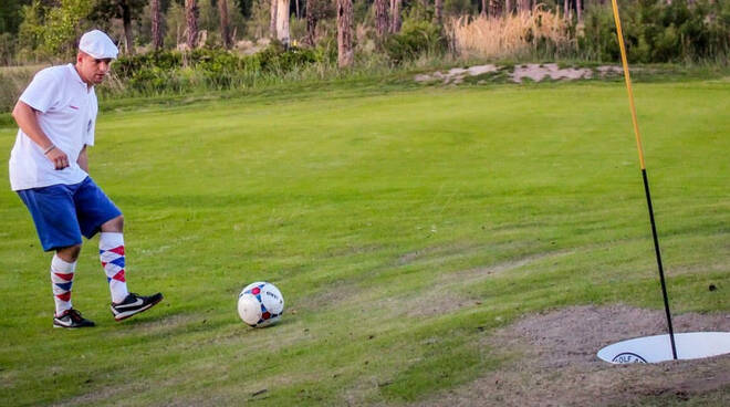 riviera24 - Footgolf al Castellaro Golf Club