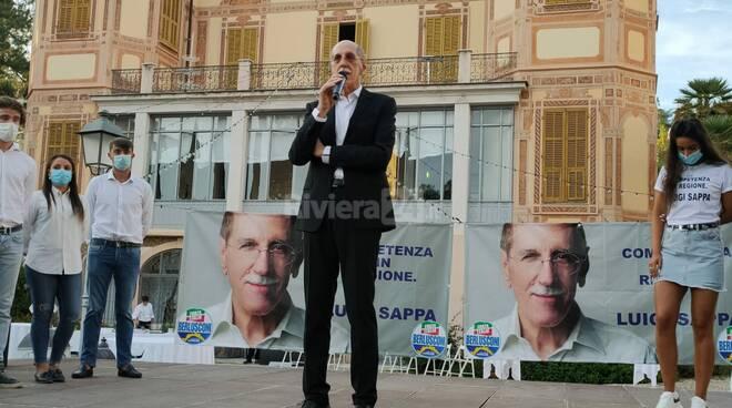 riviera24 - Luigi Sappa a Villa Nobel