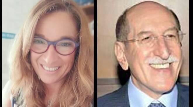 riviera24 - Luigi Sappa e Patrizia Badino