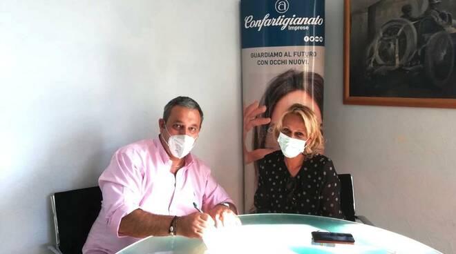 riviera24 - massimiliano iacobucci firma confartigianato