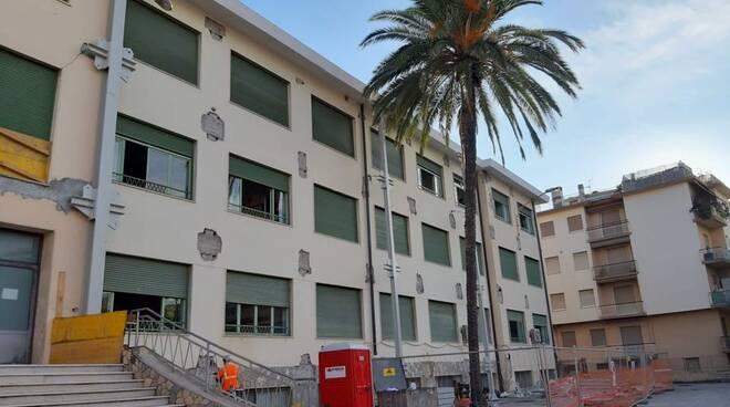 Riviera24- primo giorno scuola bordighera