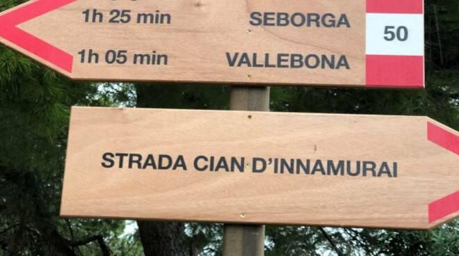 riviera24 - Rete sentieristica nella zona di Montenero