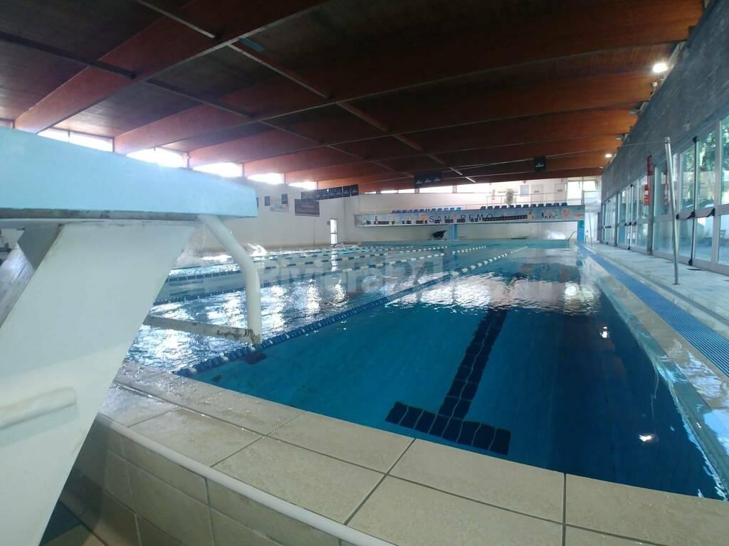 Riviera24- riapertura piscina sanremo