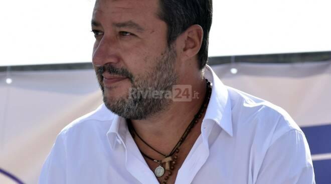riviera24 - salvini a sanremo 2020 settembre