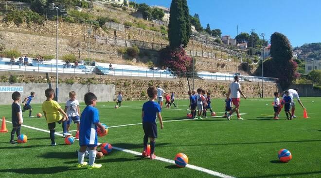 """riviera24 - Scuola Calcio Sanremo """"Angelo Moroni"""""""