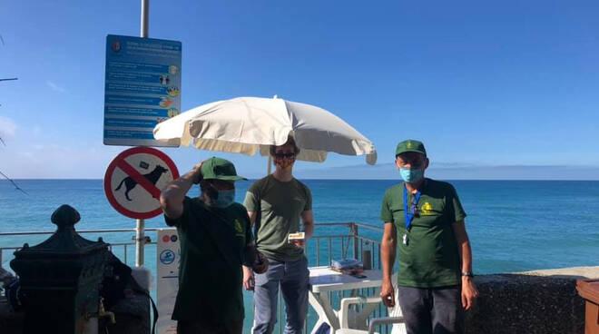 riviera24 - Steward spiaggia Imperia