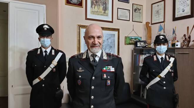 riviera24- tenente colonnello carabinieri andrea mommo
