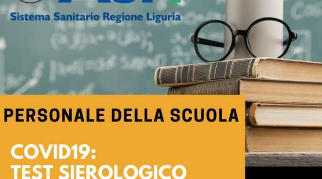 riviera24 - Test sierologico scuola