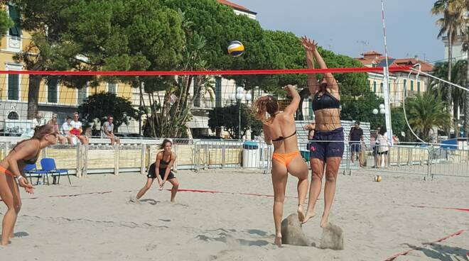 riviera24 - beach volley femminile