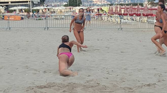 riviera24 - Beach volley Diano