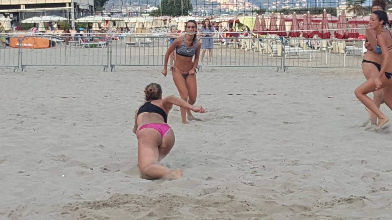 riviera24 - Beach volley Diano