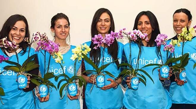 riviera24 - Unicef orchidea