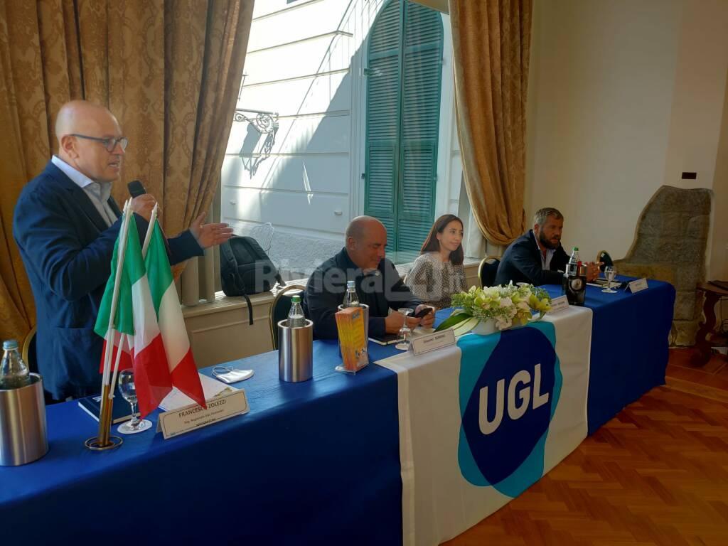 Sanremo, convegno Ugl su Trasporto ferroviario