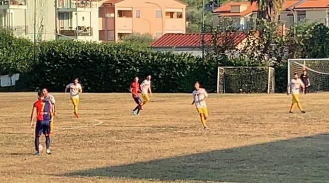 Taggia Calcio-Golfo Dianese