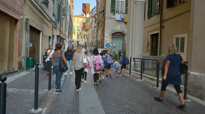Ventimiglia, riapre a norma di Covid la scuola Cavour