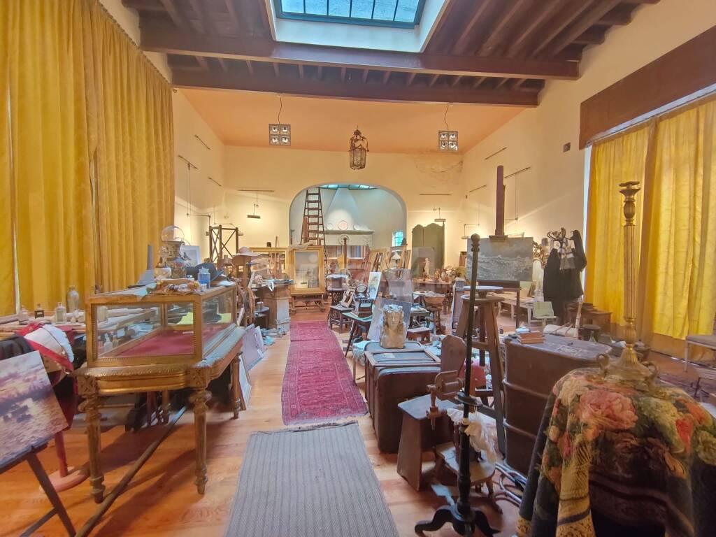 villa Pompeo Mariani Bordighera