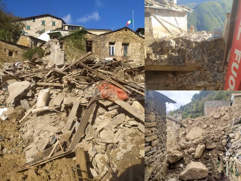 Alluvione Cenova