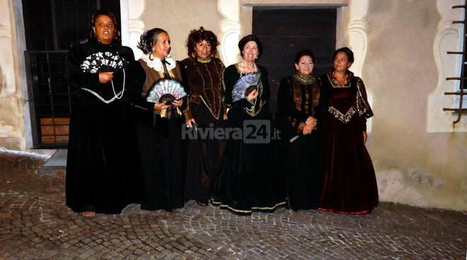Comitato Sotto Tina, rievocazione visita Regina Elisabetta Farnese