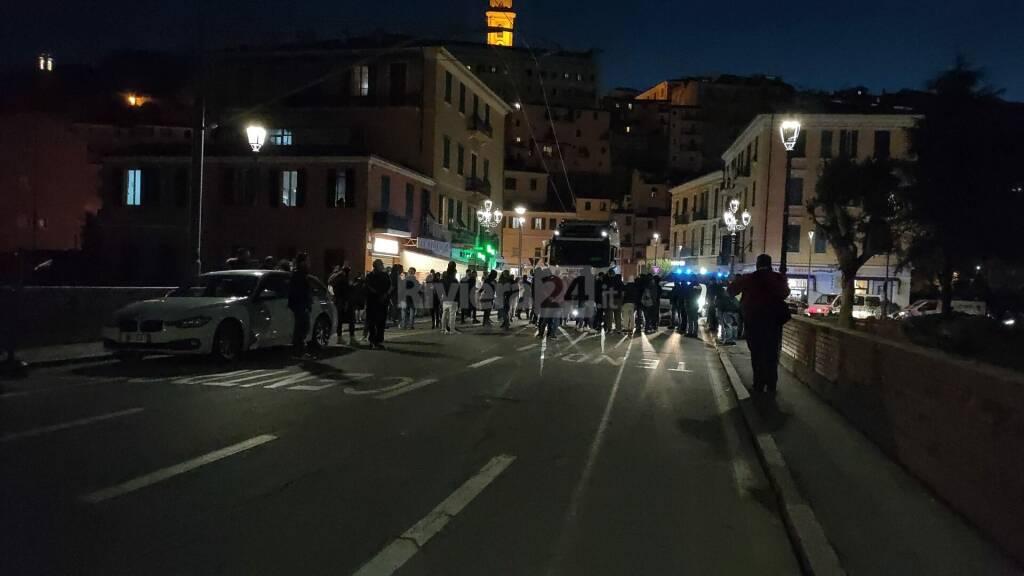 proteste ventimiglia