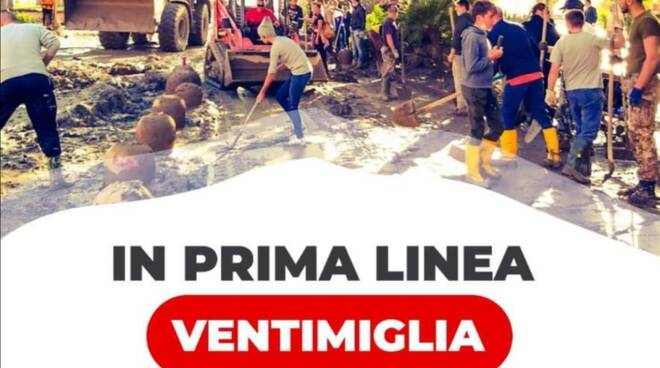 In prima linea Ventimiglia