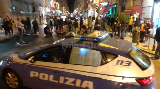 Protesta Sanremo