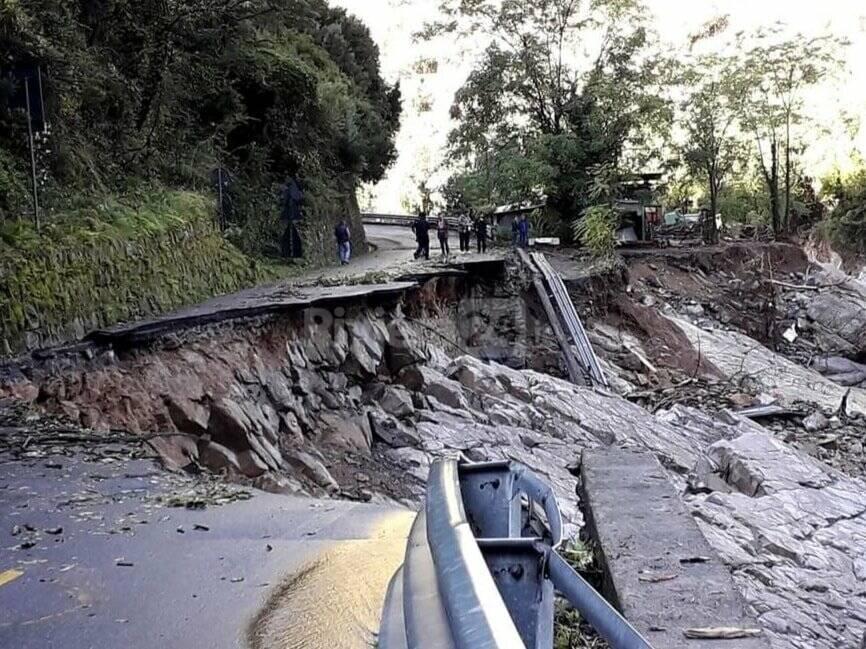 riviera24 - alluvione 2020 ottobre valle argentina