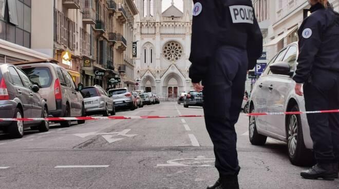 Riviera24- attentato Nizza 2020