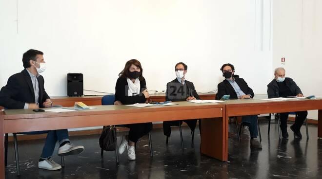 riviera24 - Conferenza stampa Bordighera