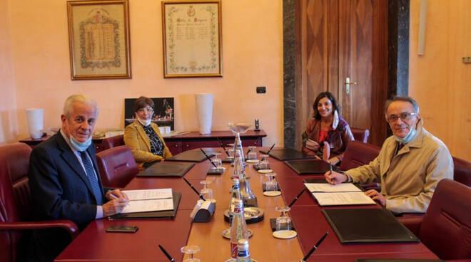 riviera24 - Convenzione tra Amministrazione comunale e Tribunale