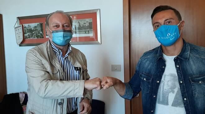 riviera24 - Daniele Cimiotti e Luigi De Mare