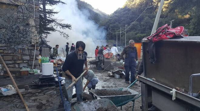 riviera24 - Danni a Badalucco