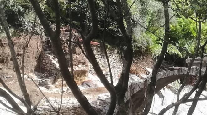 riviera24 - Danni a Ranzo