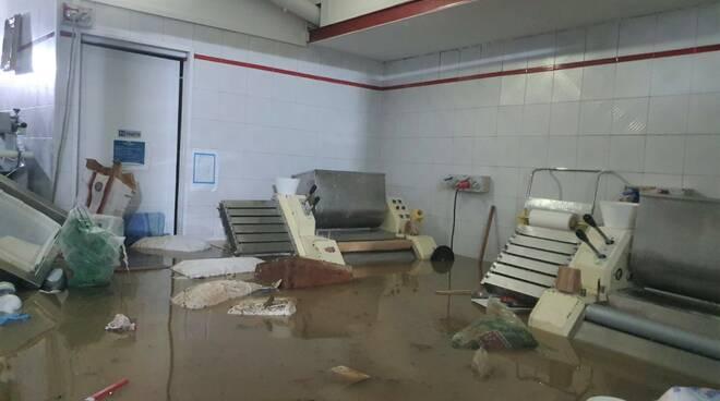 riviera24 - Danni alluvione