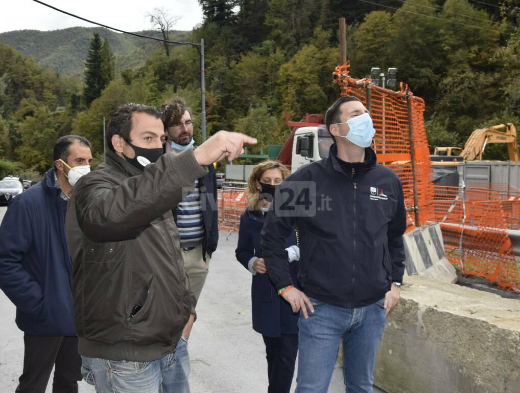 riviera24 - di fazio sasso giampedrone alluvione 2020