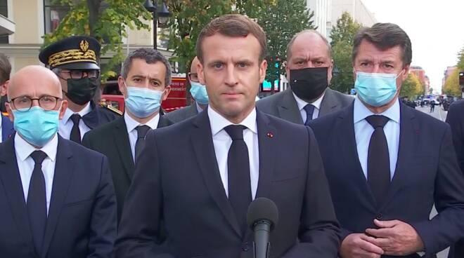 Riviera24- Emmanuel Macron