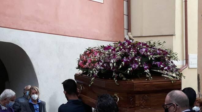 riviera24 - Funerale di Bruno Fiore