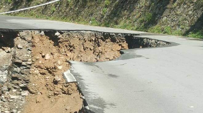 riviera24 - I danni a Molini di Triora