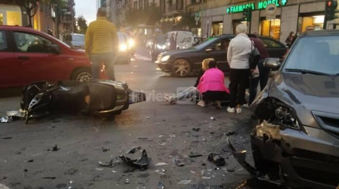 Riviera24- incidente ventimiglia
