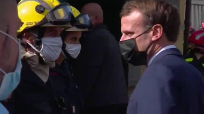 Riviera24- Macron Val Roya