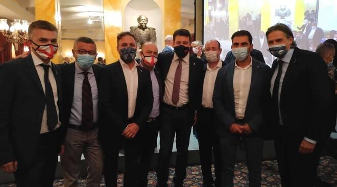riviera24 - Matteo Salvini e Lega Liguria
